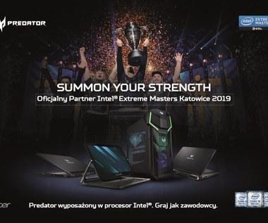 Acer oficjalnym partnerem Intel Extreme Masters w Katowicach