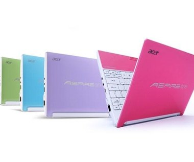 Acer pozostaje wierny netbookom