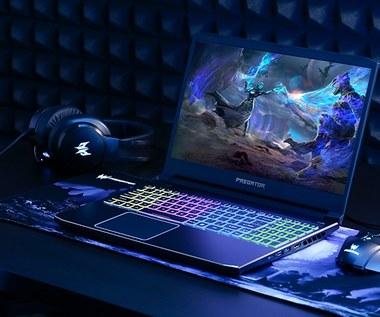 Acer Predator Helios 300 - wyższa klasa średna gamingu