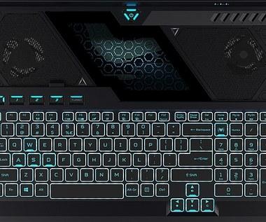 Acer Predator Helios 700 z wysuwaną klawiaturą HyperDrift