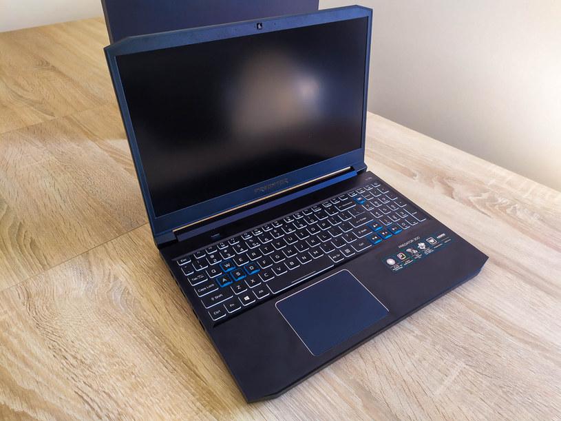 Acer Predator Triton 300 /materiały prasowe