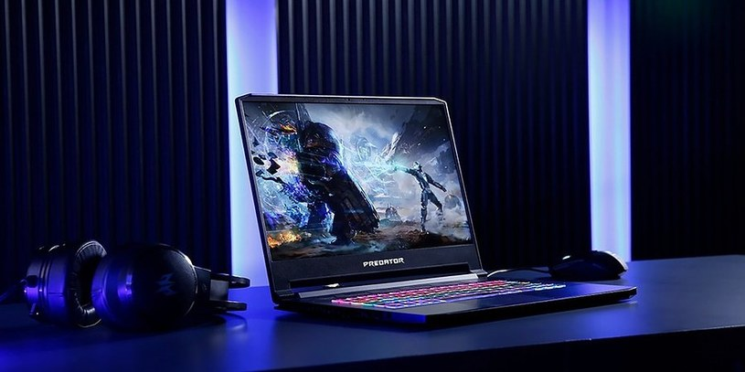 Acer Predator Triton 500 /materiały prasowe