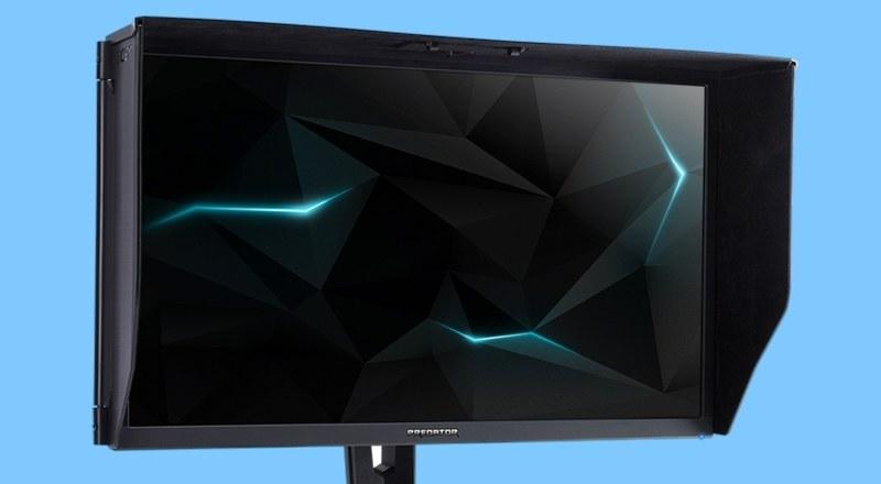 Acer Predator /materiały prasowe