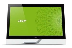 Acer prezentuje dotykowe monitory z serii T2