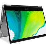 Acer prezentuje Spin 3 i Spin 5 - konwertowalne laptopy