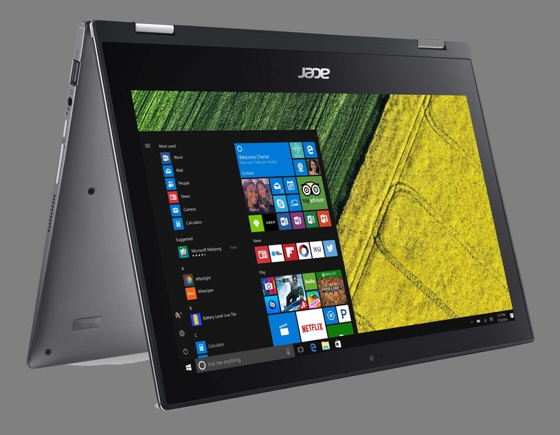 Acer Spin 1 /materiały prasowe