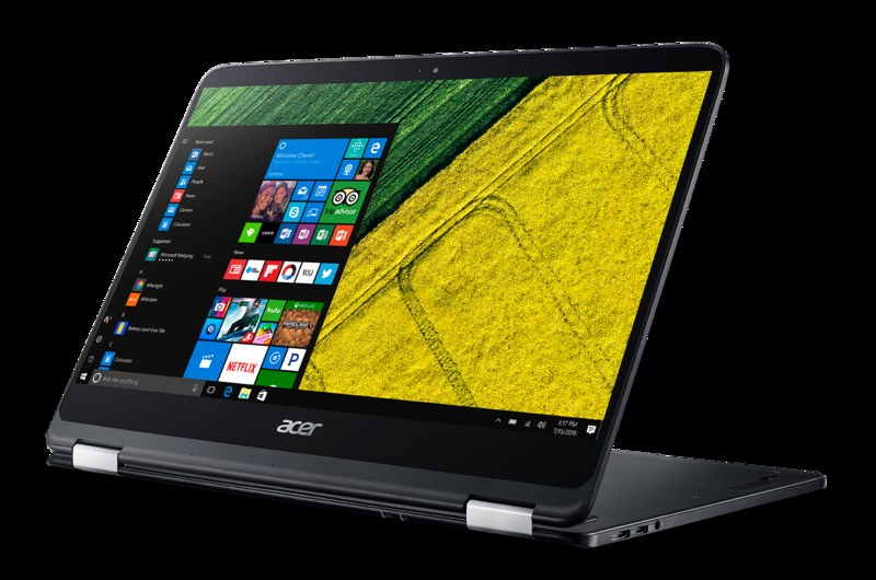 Acer Spin /materiały prasowe