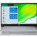 Acer Swift 3 oraz Acer Aspire 3 z nowymi procesorami AMD Ryzen 4000