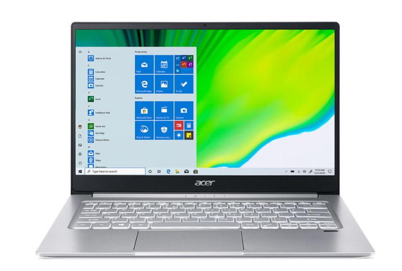 Acer Swift 3 /materiały prasowe
