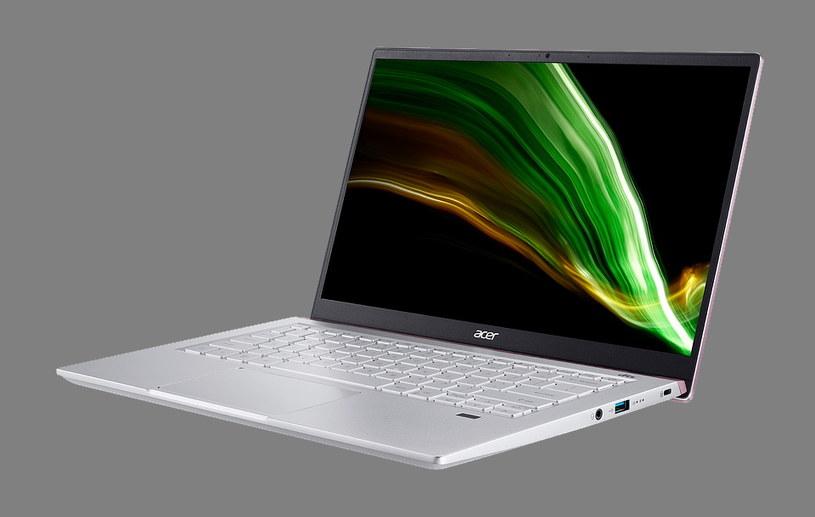 Acer Swift X /materiały prasowe