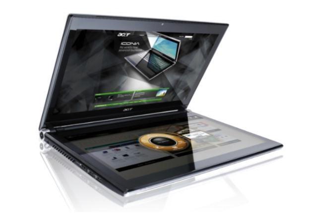 Acer touchbook ICONIA /materiały prasowe