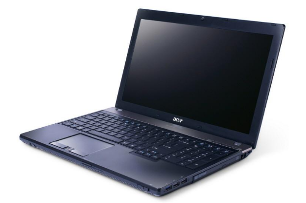 Acer TravelMate 6595 /INTERIA.PL/informacje prasowe