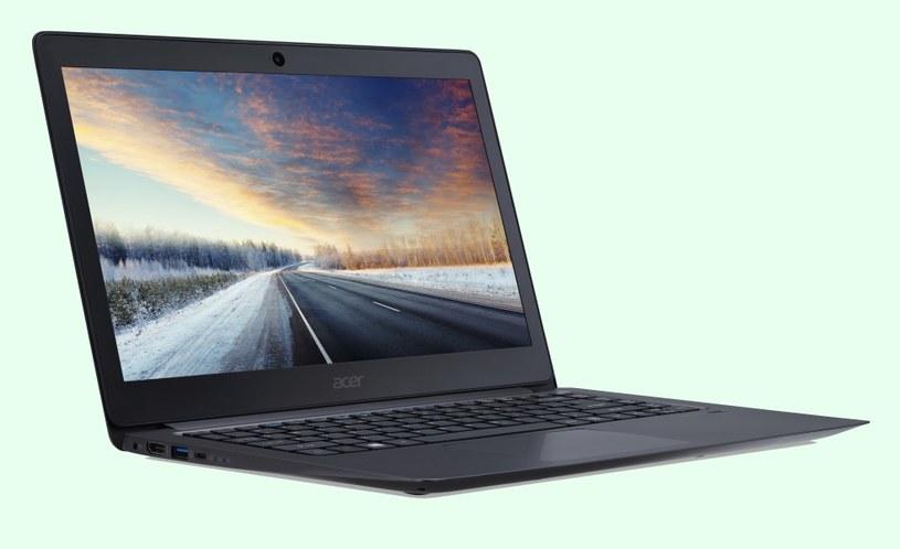 Acer TravelMate X3 będzie dostępny od września /materiały prasowe