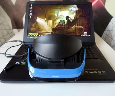 Acer Windows Mixed Reality i Acer Helios 500 - test