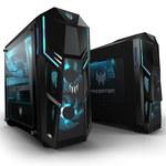 Acer wprowadza nowe karty graficzne do komputerów stacjonarnych Predator Orion