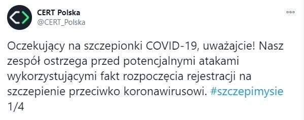@CERT_Polska /Twitter