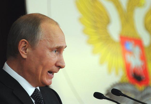 Acron Holding  jest narzędziem walki ekonomicznej Putina /AFP