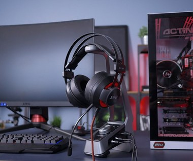 Actina oraz XPG wspólnie tworzą komputer dla graczy