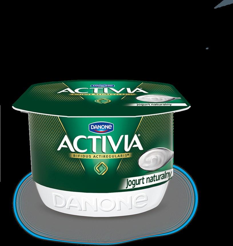 Activia Jogurt Naturalny /materiały prasowe