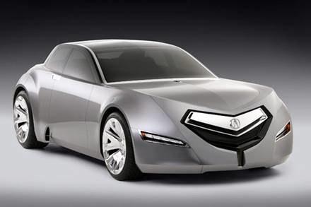 Acura advanced sedan / Kliknij /INTERIA.PL