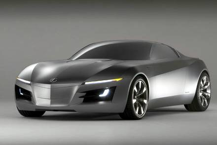 Acura advenced sports car concept / Kliknij /INTERIA.PL