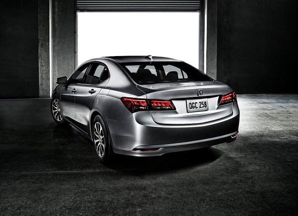Acura TLX (2015)