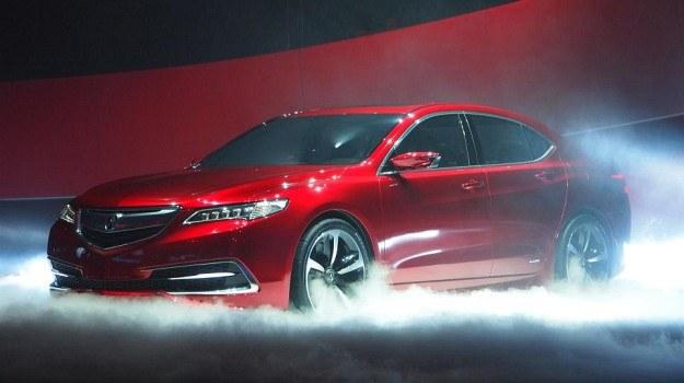 Acura TLX /Newspress