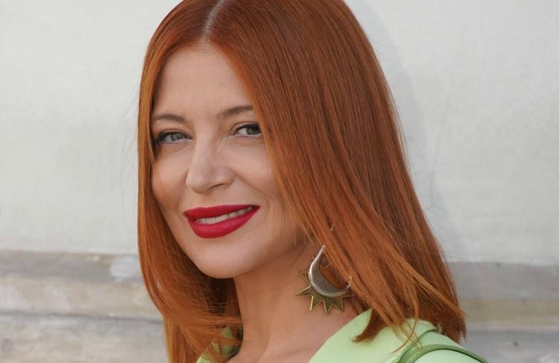 Ada Fijał na zdjęciu we wrześniu 2020 roku /Tricolors /East News