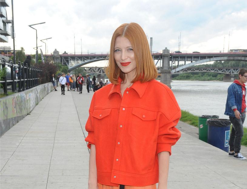 Ada Fijał od lat uznawana jest za ikonę mody /Piotr Andrzejczak /MWMedia