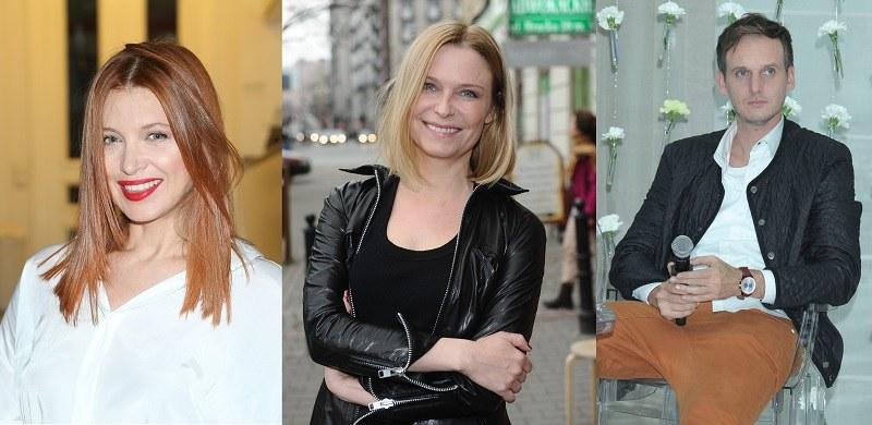 Ada Fijał, Paulina Młynarska i Pascal Brodnicki do dziś wspominają swoje wakacyjne romanse /MWMedia