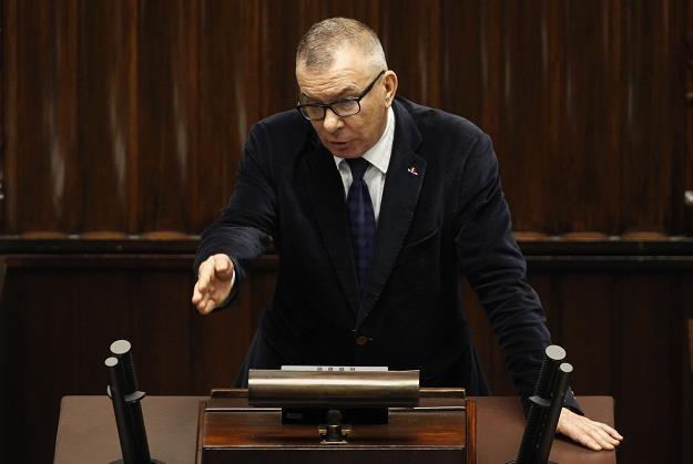 Adam Abramowicz. Fot. Stefan Maszewski /Reporter