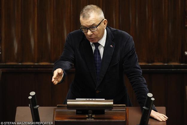 Adam Abramowicz (PiS), fot. Stefan Maszewski /Reporter