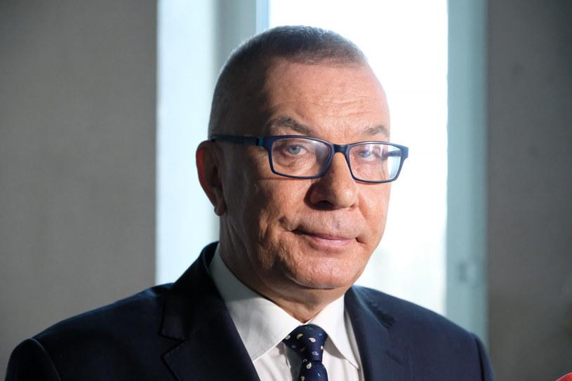 Adam Abramowicz, rzecznik Małych i Średnich Przedsiębiorców. /Mateusz Grochocki /East News