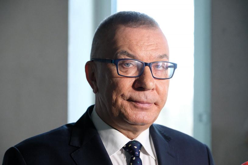 Adam Abramowicz, rzecznik MŚP /Mateusz Grochocki/ /East News