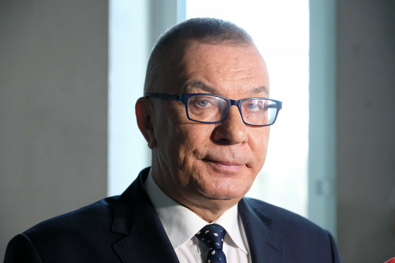Adam Abramowicz, rzecznik MŚP /Mateusz Grochocki /East News