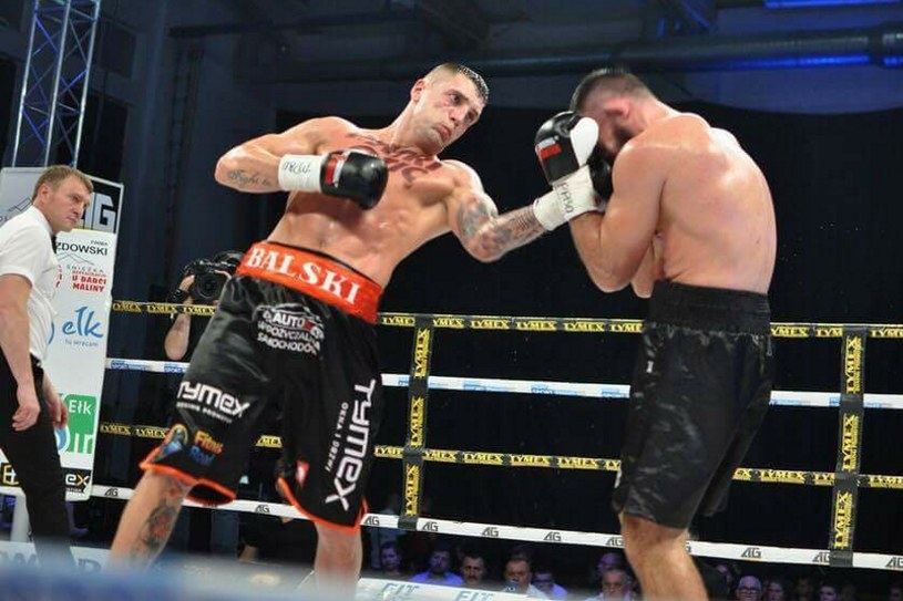 Adam Balski (z lewej) /fot. Facebook Adama Balskiego /