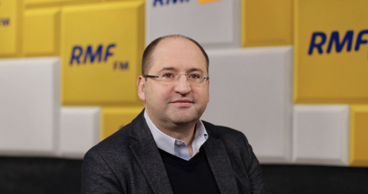 Adam Bielan gościem Popołudniowej rozmowy w RMF FM