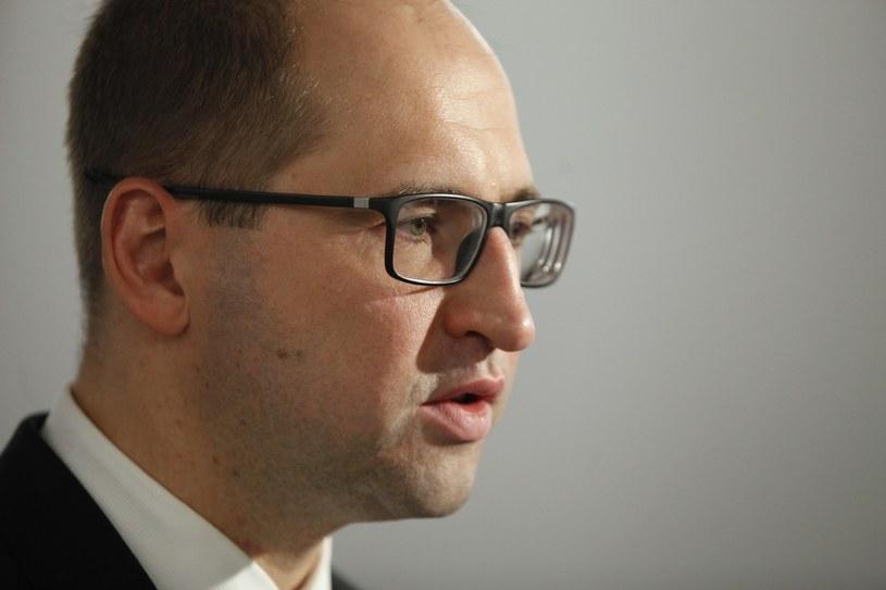 Adam Bielan (PiS) /Stefan Maszewski /East News