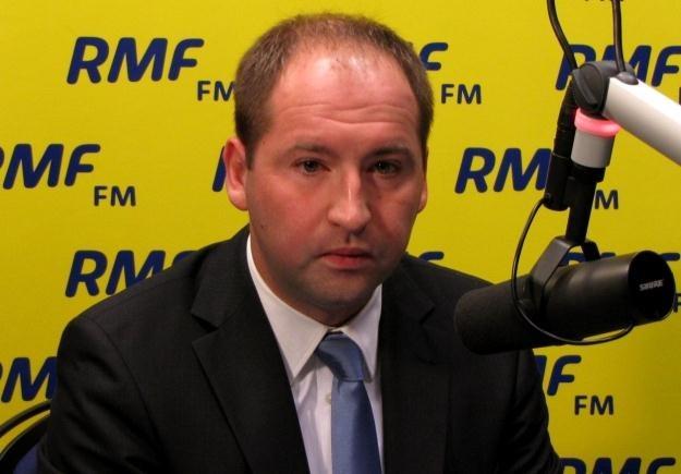 Adam Bielan w Kontrwywiadzie RMF FM /RMF