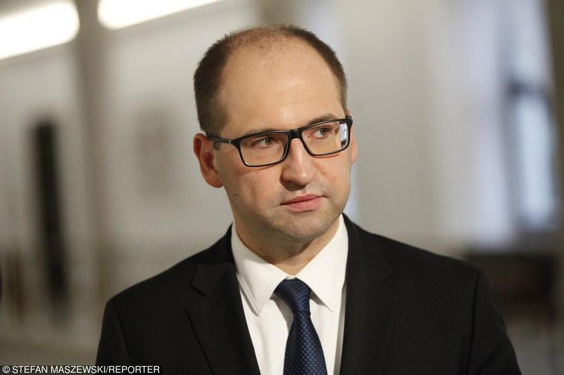 Adam Bielan /STEFAN MASZEWSKI/REPORTER /Reporter