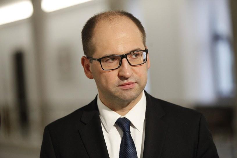Adam Bielan /Stefan Maszewski /Reporter