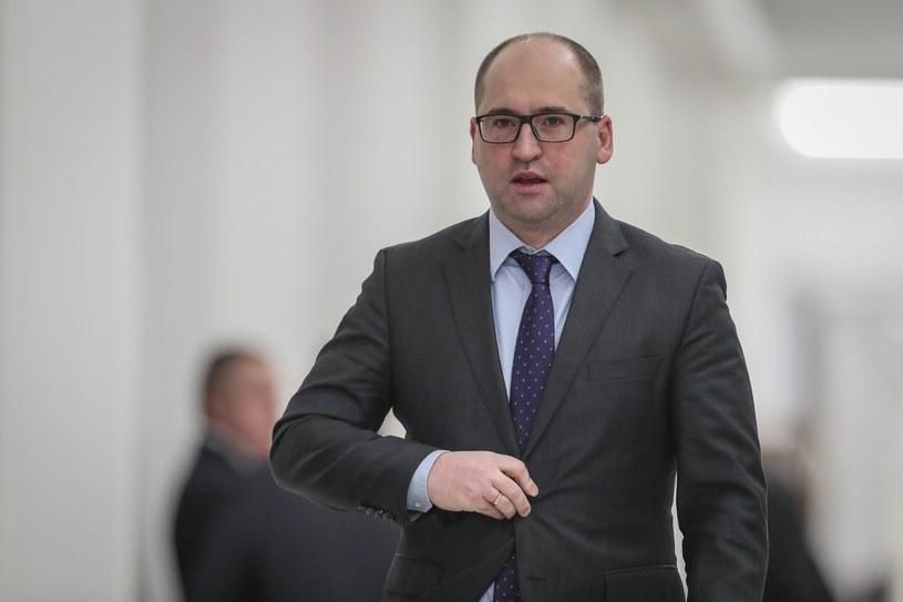 Adam Bielan /Andrzej Iwańczuk /Reporter