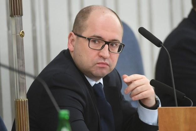 Adam Bielan /Bartłomiej  Zborowski /PAP