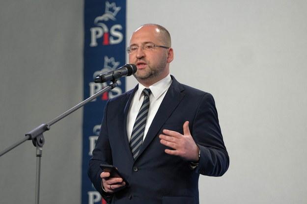 Adam Bielan /Mateusz Marek /PAP