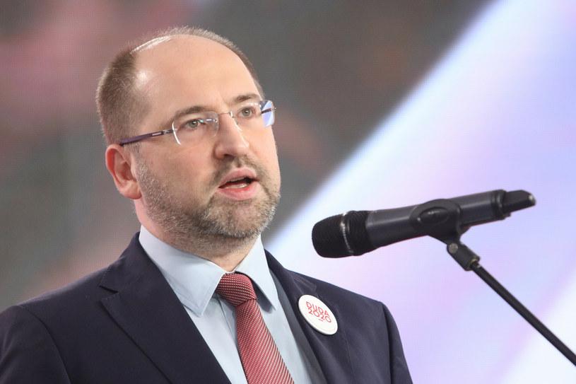 Adam Bielan /Fot. Tomasz Jastrzębowski/REPORTER /East News