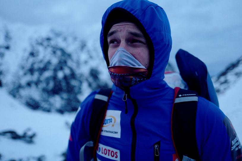 Adam Bielecki stanął na szczycie Gasherbrum II /Kacper Pempel/REUTERS /Agencja FORUM