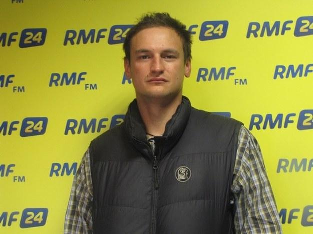 Adam Bielecki /RMF