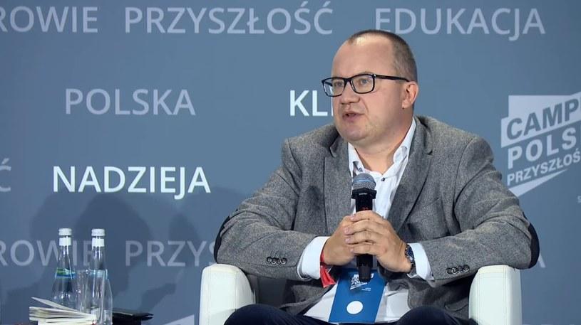 Adam Bodnar na Campusie Polska Przyszłości /Campus Polska Przyszłości /YouTube