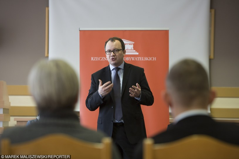 Adam Bodnar /Marek Maliszewski  /Reporter