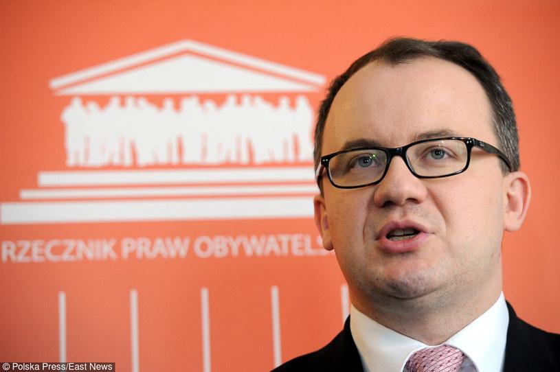 Adam Bodnar /GRZEGORZ JAKUBOWSKI/Polska Press /East News